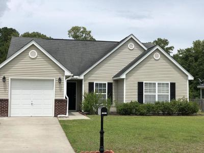 Goose Creek Single Family Home For Sale: 306 Slow Mill Drive