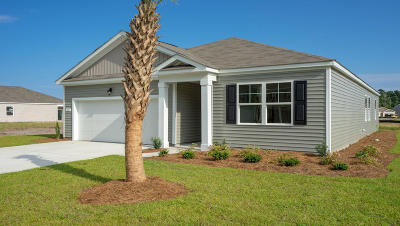 Moncks Corner Single Family Home For Sale: 329 Knawl Road