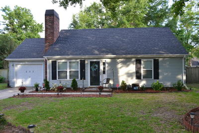 Berkeley County Single Family Home For Sale: 203 Commons Way