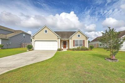 North Charleston Single Family Home Contingent: 7822 Jean Rebault Drive
