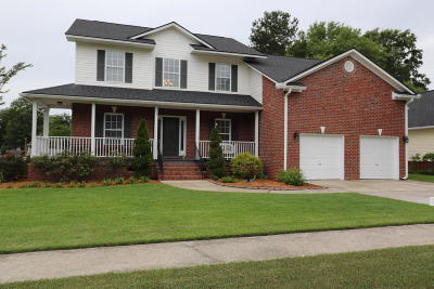 Goose Creek Single Family Home For Sale: 119 Spalding Circle