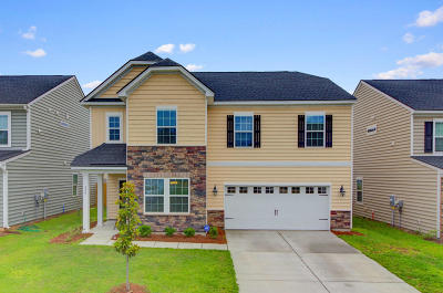 Moncks Corner Single Family Home For Sale: 335 Bradley Bend Drive