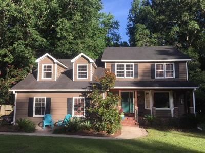 Summerville Single Family Home For Sale: 105 Hampton Drive