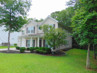 Hanahan Single Family Home For Sale: 1809 Crossbill Trail