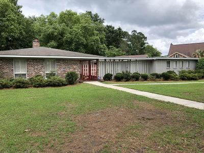 Moncks Corner Single Family Home For Sale: 124 Land O Pines Circle