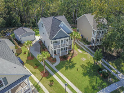 Johns Island Single Family Home For Sale: 1808 Towne Street