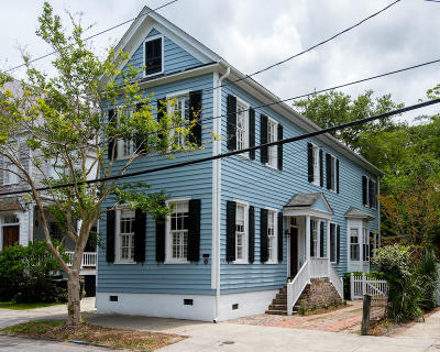 Single Family Home For Sale: 179 Wentworth Street