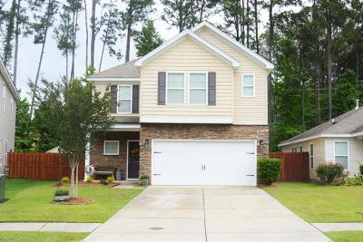 Ladson Single Family Home For Sale: 3710 Crescent Way