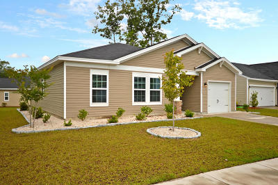 Ladson Single Family Home For Sale: 9646 Spencer Woods Road