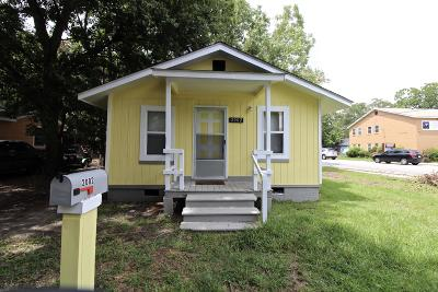 North Charleston Single Family Home For Sale: 2002 Bolton Street