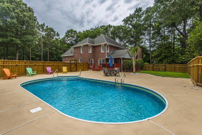 Mount Pleasant SC Single Family Home For Sale: $875,000