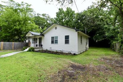 North Charleston Single Family Home For Sale: 2797 Ranger Drive