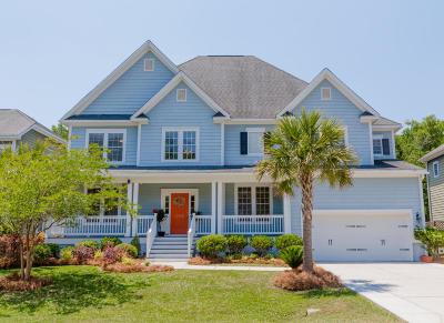Charleston Single Family Home For Sale: 1460 Saint Hubert Way