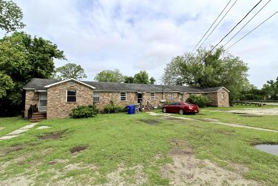 North Charleston Multi Family Home For Sale: 2176 Flora Street #A,  B,