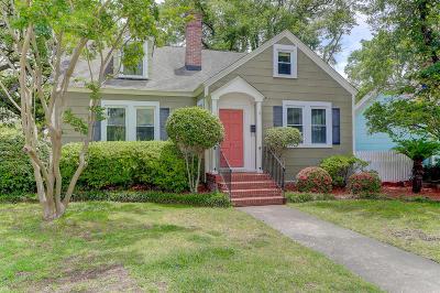 Single Family Home For Sale: 10 Clemson Street