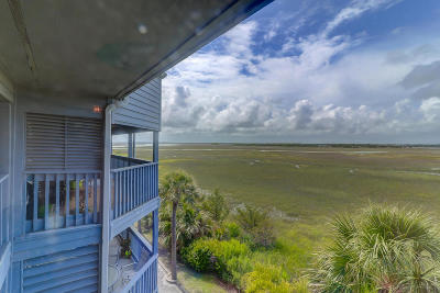 Charleston County Attached For Sale: 169 Marsh View Villas #169