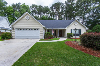 Charleston Single Family Home For Sale: 5382 Westchester Place