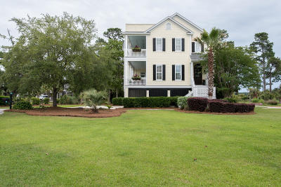 Single Family Home For Sale: 206 Island Point Court