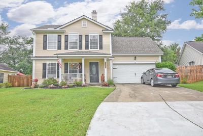 Ladson Single Family Home For Sale: 167 Two Pond Loop