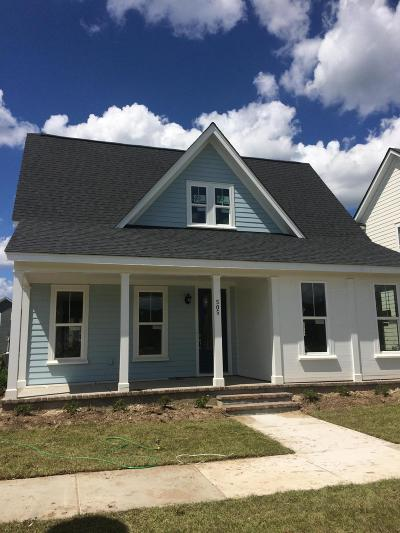Summerville Single Family Home For Sale: 505 Bright Leaf Loop
