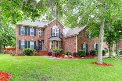 Goose Creek Single Family Home Contingent: 671 Hamlet Circle