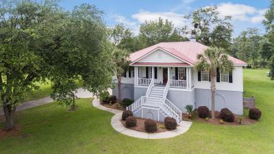 Ravenel Single Family Home For Sale: 6297 Old Jacksonboro Rd.