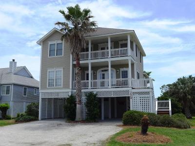 Edisto Island Single Family Home For Sale: 3608 Big Bay Drive