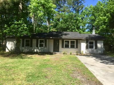 Summerville Single Family Home Contingent: 110 Peake Lane