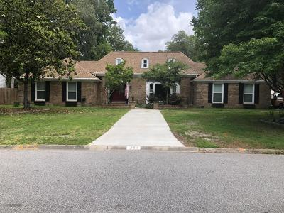 Summerville Single Family Home For Sale: 333 Shaftesbury Lane