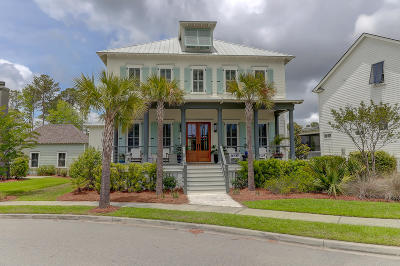 Single Family Home For Sale: 507 Gilberts Landing