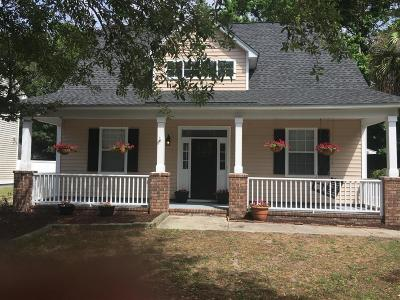 Mount Pleasant Single Family Home For Sale: 2357 Chadbury Lane