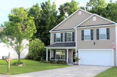 Moncks Corner Single Family Home For Sale: 3013 Maple Leaf Drive