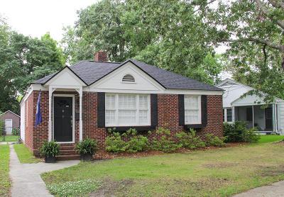 Charleston Single Family Home For Sale: 5 Yeadon Avenue
