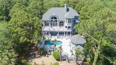Kiawah Island Single Family Home For Sale: 165 Flyway Drive