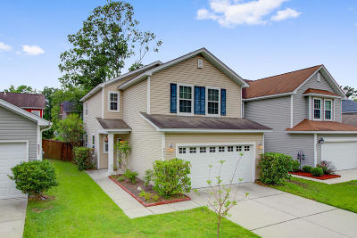 North Charleston Single Family Home Contingent: 8853 Arbor Glen Drive