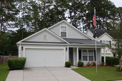 North Charleston Single Family Home For Sale: 8776 Red Oak Drive