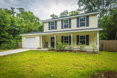 Johns Island Single Family Home For Sale: 3463 Berryhill Road