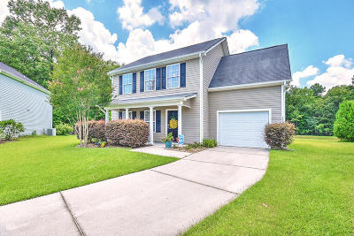 Goose Creek Single Family Home For Sale: 109 Lovette Court