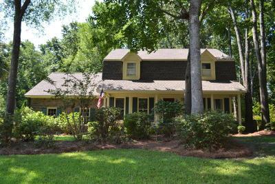 Summerville Single Family Home For Sale: 109 Buckingham Avenue