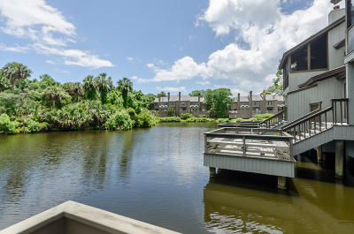 Kiawah Island Attached For Sale: 4587 Park Lake Drive