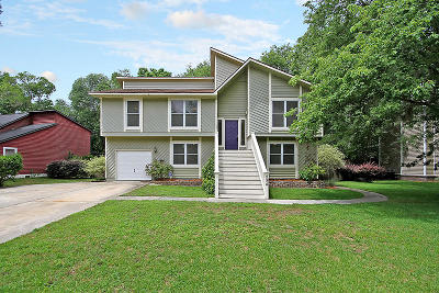 Summerville Single Family Home For Sale: 204 Travelers Rest Boulevard