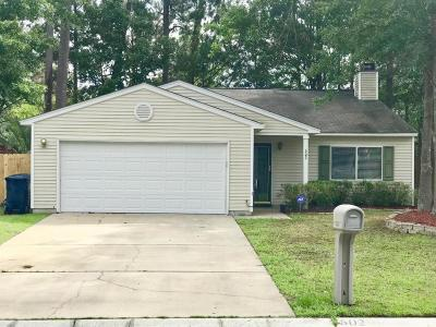 Summerville Single Family Home For Sale: 602 Navaho Boulevard