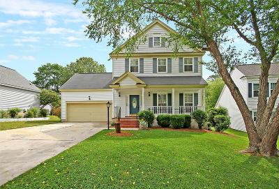 Goose Creek Single Family Home Contingent: 124 Ashton Drive