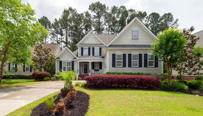 Mount Pleasant SC Single Family Home For Sale: $565,000