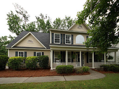 Summerville Single Family Home For Sale: 4048 Plantation House Road