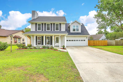 North Charleston Single Family Home For Sale: 8370 Longridge Road