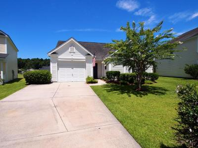 Summerville Single Family Home For Sale: 207 Eagle Ridge Road
