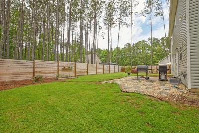 Summerville Single Family Home For Sale: 102 Chiles Drive