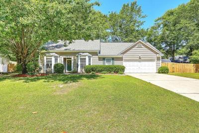 Summerville Single Family Home For Sale: 311 Alwyn Boulevard