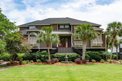 Mount Pleasant SC Single Family Home For Sale: $1,399,000